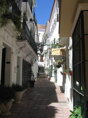 casco antiguo Marbella